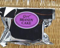 ブランデーケーキ